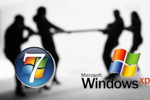 windows xp duoc cho la du dap ung nhu cau cua da so nguoi dung nen ho khong co nhu cau nang cap he dieu hanh.